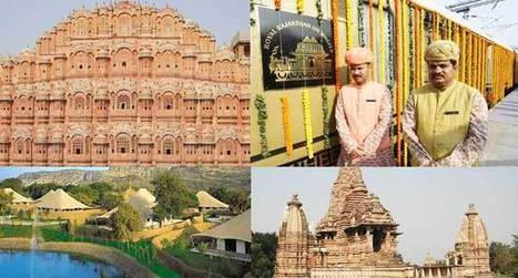 Exploring the Land of Rajputs on Royal Rajasthan on Wheels | Palace on wheels | Scoop.it