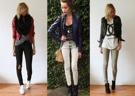jaquetas de couro femininas | Jaqueta de Couro Feminina | Scoop.it
