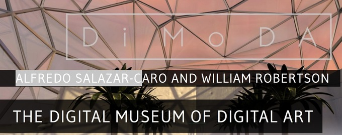 DiMoDA The Digital Museum of Digital Art ::: A virtual institution   TRANSFER Gallery