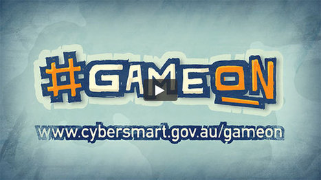 GameOn: Cybersmart | digital citizenship | Scoop.it