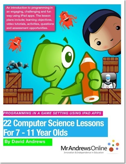 iPads in Primary Education: Apps for Computer Science | iPads in the Classroom | Scoop.it