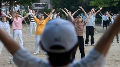 Japan Tops List of Healthiest Countries | Radio Show Contents | Scoop.it