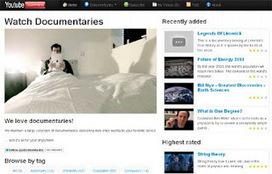 Documentales para aprender inglés. Youtube Documentaries   Inglés   Scoop.it