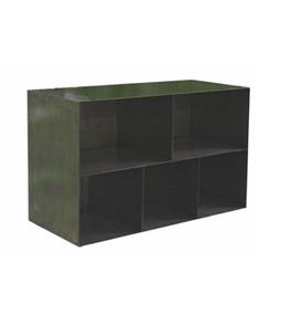 Dadra | Muebles vintage estilo industrial hierro madera | MUEBLE ESTANTERIA PLANCHA HIERRO | Muebles de estilo industrial de hierro | Scoop.it