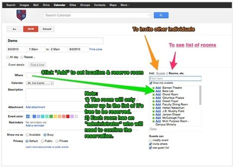 5 Tips on Using Google Apps for Meetings - Google Gooru | Techy Stuff | Scoop.it