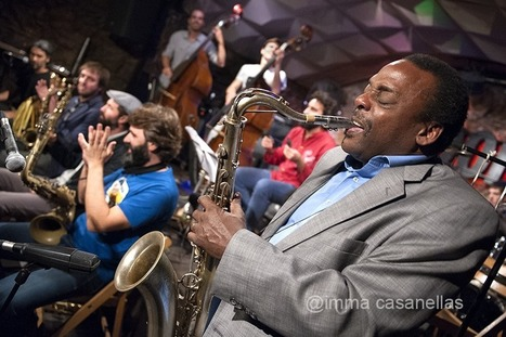 "DAVID MURRAY & FREE ART ENSEMBLE ""CAP DE TORO"" (III Jamboree Jazz Club Festival, Barcelona, 20-10-2015) 