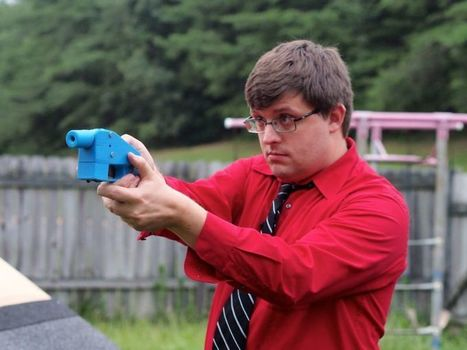 Court: With 3D printer gun files, national security interest trumps free speech | Research_topic | Scoop.it
