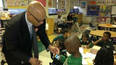 Children In Philadelphia School District Get Their Very Own Free LibraryCards - CBS Philly | Libraries in Flux | Scoop.it