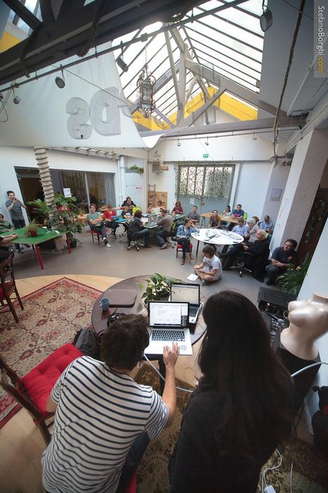 Coworking Weekend : Trois journée avec, par et pour la communauté francophone du coworking | Big and Open Data, FabLab, Internet of things | Scoop.it
