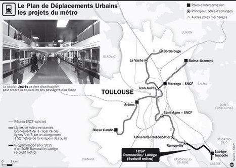 Le métro ira bien jusqu'à Labège | Toulouse La Ville Rose | Scoop.it