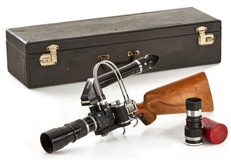 Leica Camera Rifle Prototype Valued at Over $350,000 | xposing world of Photography & Design | Scoop.it