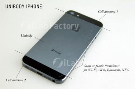 Perchè Apple ha posizionato due bande di vetro sul retro del nuovo iPhone? ~ mioiPhonex | Social Media: tricks and platforms | Scoop.it
