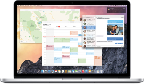 Apple disponibiliza OS X Yosemite Developer Preview 7 para desenvolvedores | Apple Mac OS News | Scoop.it