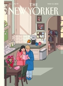 Chris Ware's Mothers' Day Cover | Gender as contested memes | Scoop.it