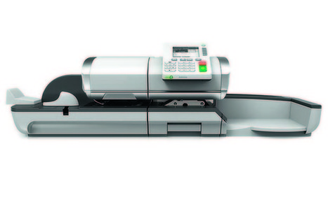 Neopost IN-600 Postal Franking Machine | Guide By Mailcoms | Mailcoms | Scoop.it