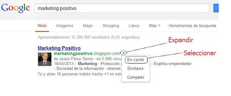 Marketing Positivo: Los cinco errores principales en posicionamiento web | NOTICIAS DE SEO | Scoop.it