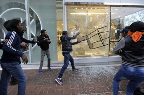 PUBLIC PROTEST: Baltimore looks to free up $20 million to pay for riot damage | > Peace and Justice | Scoop.it
