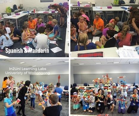 Fun Languages - Australia - Spanish And Mandarin Learning Labs at University of Wollongong | Language News | Scoop.it