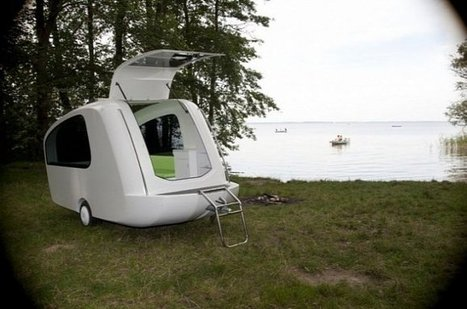 Amphibious Camping Caravan Adventures By Both Sea And Land - PSFK | Digital-News on Scoop.it today | Scoop.it