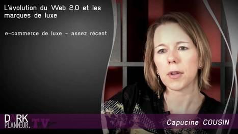 Darketing episode 4 : 'Tout sur le Web 2.0' / Capucine Cousin - YouTube   tablette   Scoop.it