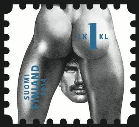 Finland to offer Tom of Finland gay bondage art stamps - Boing Boing | Women: Relationships, alcohol, porn, lesbians, masturbation, swinging, fantasy, female sex predators and orgasm | Scoop.it