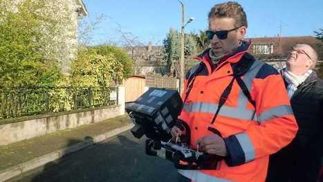 VIDEO : un drone pour repérer les logements mal isolés à Orléans | La technologie au collège | Scoop.it