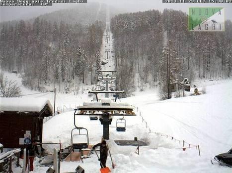 PRALI - Impianti aperti, si scia da domenica 24 novembre | Travel to Italy | Scoop.it
