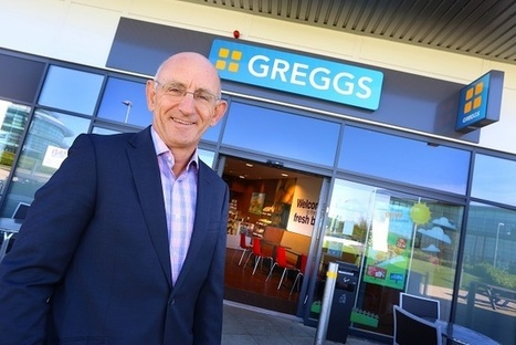 Greggs CEO Roger Whiteside talks turnarounds, M&S and VR pasties   Business Economics and Market Competition   Scoop.it