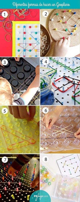 Geoplano: aprender matemáticas jugando | MATH =) | Scoop.it