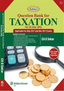 Padhuka's Question Bank For Taxation For CA IPCC, Buy CA IPCC Books Online | Accounting Books - Law, Lega and Taxation Books | Scoop.it