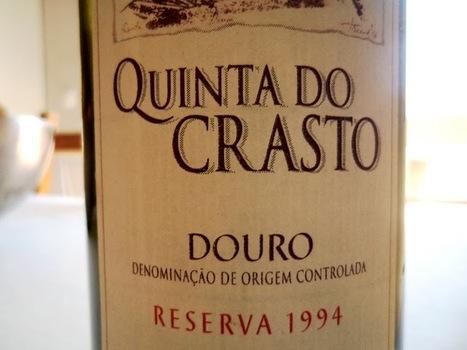 Pingamor: Douro / Quinta do Crasto reserva 1994 | Wine Lovers | Scoop.it