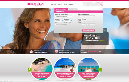 Bermuda Tourism launches new hotel booking tool | Tourism Social Media | Scoop.it