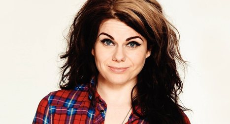 Interview: Caitlin Moran on the Working Class, Masturbation, and Writing a Novel   A Feminist Eye   Scoop.it
