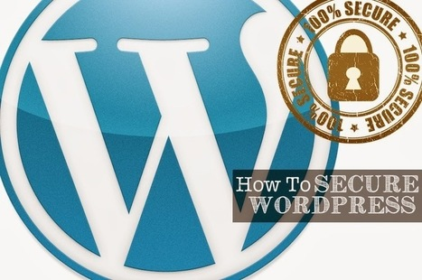 Make Your Wordpress Blog More Secure From Hackers With Tips/Tricks   Gudtricks all tips and tricks for android,computer,   Scoop.it