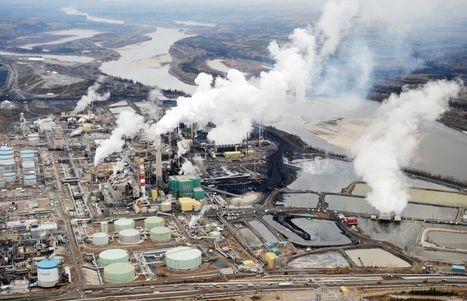 Le Canada serait le grand responsable de la hausse de la pollution   Toxique, soyons vigilant !   Scoop.it
