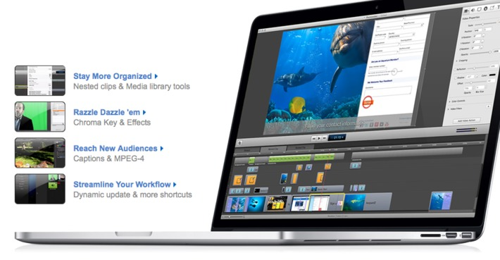 Screencasting Software Screenflow for Mac   YouTube Tips and Tutorials   Scoop.it