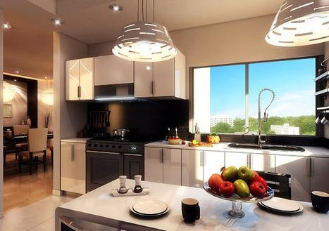 Ajmera Aria: Luxury Flats in Koregaon Park Punethat Define Newer Heights of Luxury Living   Ajmera Aria   Scoop.it