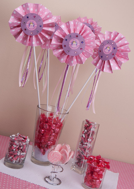 Do-It-Yourself Party Favors: Personalized Princess Wands | Big Dot ... | Creative and Inexpensive Party Planning Ideas | Scoop.it