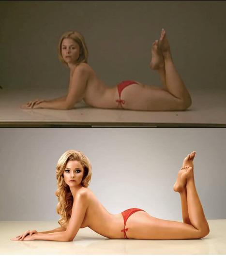 Photoshop: 37 Seconds Explains Why We Have Such Ridiculous Standards Of Beauty | Digitale Gesellschaftspolitik gestalten | Scoop.it