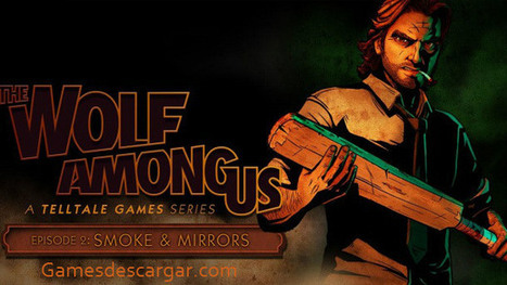 The Wolf Among Us Episode 2 PC Download Free   Games Descargar   Scoop.it