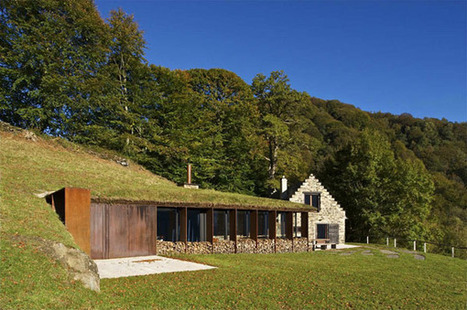Picturesque Barn Extension in France by PPA Architects | sustainable architecture | Scoop.it
