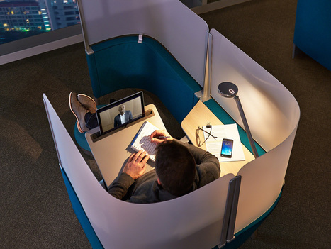 A Private Office Pod That'll Help You Find Your Work Flow | WIRED | I didn't know it was impossible.. and I did it :-) - No sabia que era imposible.. y lo hice :-) | Scoop.it