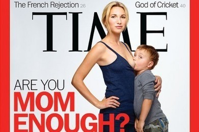 Time magazine's breast-feeding cover star: Is he doomed? | Coffee Party Feminists | Scoop.it