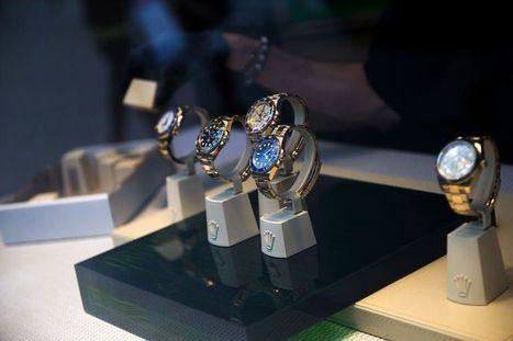 Le plus grand magasin de montres de luxe au monde ouvre à Paris | Agence Pernet | Scoop.it