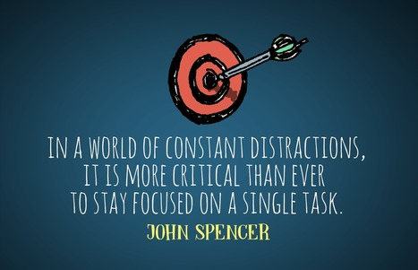 Why Deep Work Has Become an Essential Skill in a Distracted World – John Spencer | Learning*Education*Technology | Scoop.it