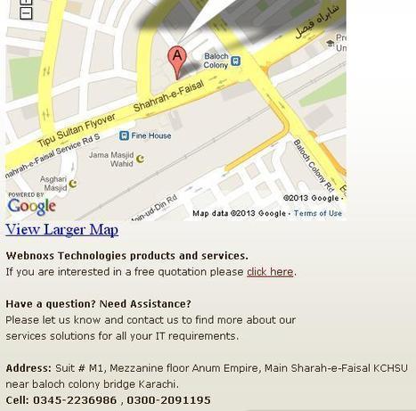 ebnoxs Technologies -  web design, web development, e-commerce, iphone applications & facebook application development | SEO Service | Scoop.it