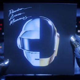Daft Punk Unbox 'Random Access Memories' | ☊ ☊ Harmony60 Music ☊ ☊ | Scoop.it