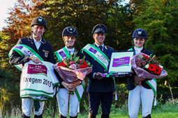 Germany Takes Waregem Leg of FEI Nations Cup™ Eventing - Horse-Canada.com | Fun with Horses | Scoop.it