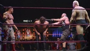 Video: The Great Khali and Foreign Fighters Fight Video | Latest News | Scoop.it