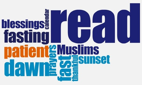English Listening: Ramadan   Topical English Activities   Scoop.it